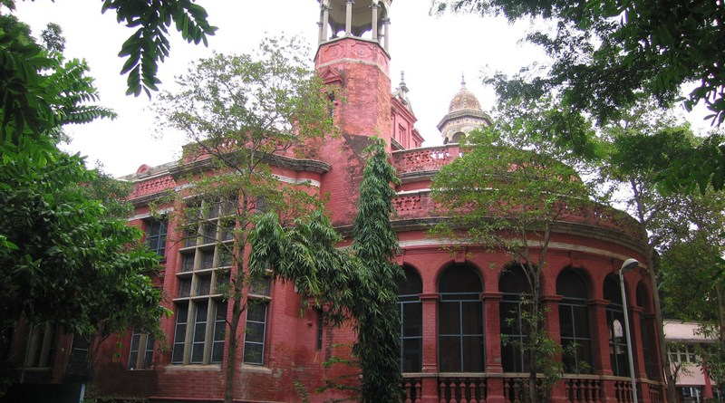 The iconic Connemara Public Library in Chennai.