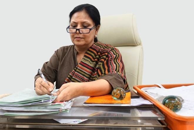 Judge Swati Chavan