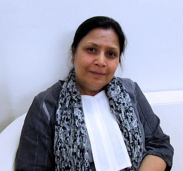 Judge Swati Chavan, Family Court, Pune