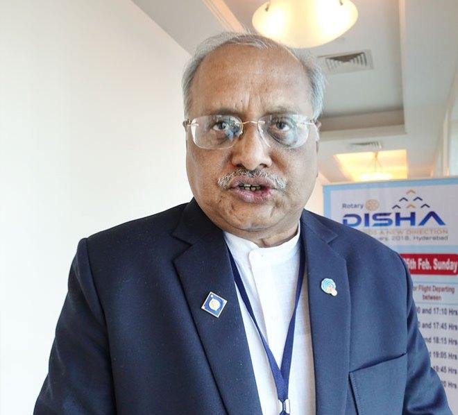 Ravikiran Kulkarni Chartered Accountant, RC Sangli, D 3170