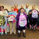 Rotary provides backpacks for foster children