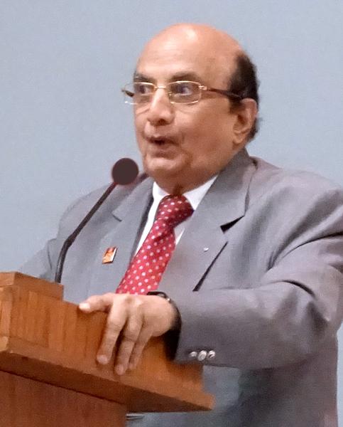 PRID Ashok Mahajan