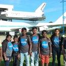Chennai students visit NASA