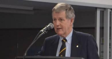 Cowra Rotary President Bill Murphy