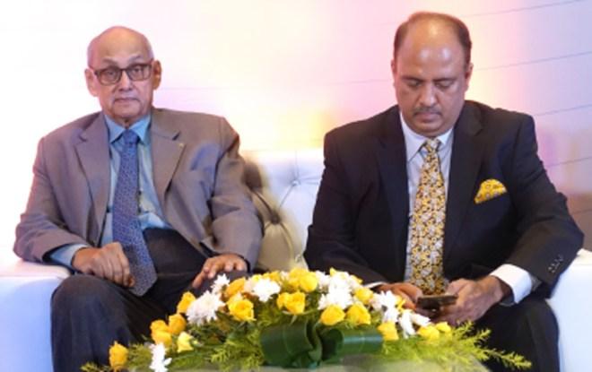 PRIP Kalyan Banerjee and PRID Shekhar Mehta.