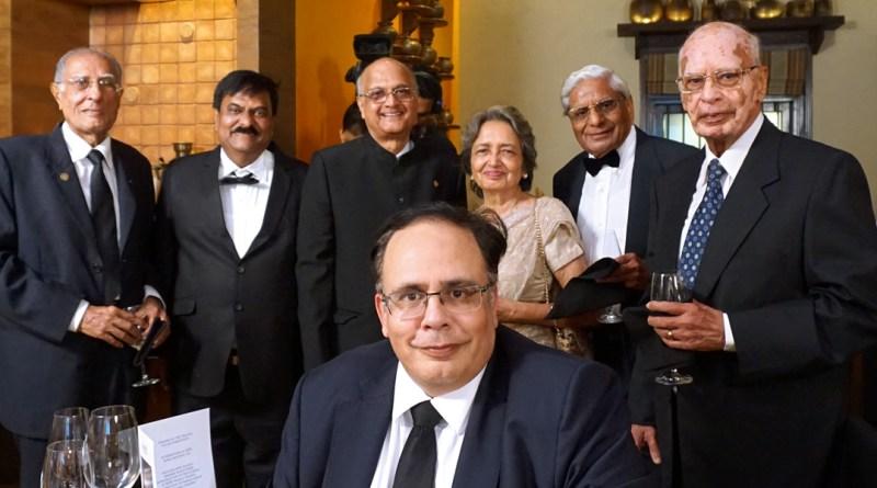 A Black Tie dinner celebrates generosity