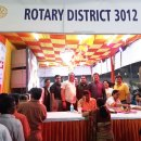 Seven lakh people visit Rotary stall