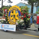 'Be the Inspiration' with Rotary club