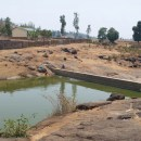 Rotary constructs  check dams in Nashik