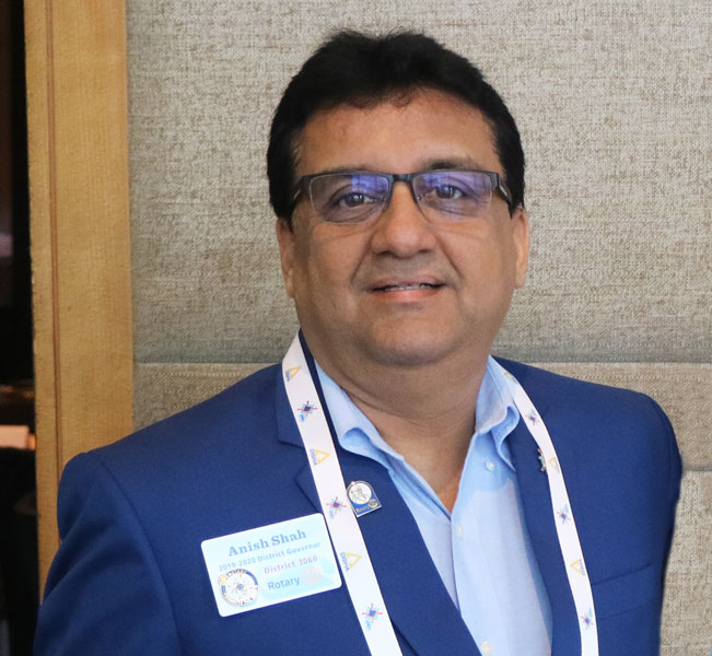 Anish Shah Polymers distributor, RC Bulsar, RID 3060