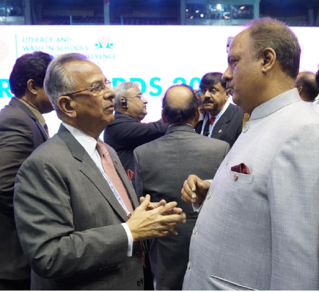 with PRIP Rajendra Saboo