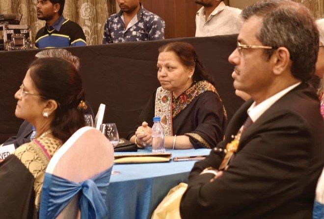 RID Bharat Pandya, Manju Das and Nayantara Mahajan.