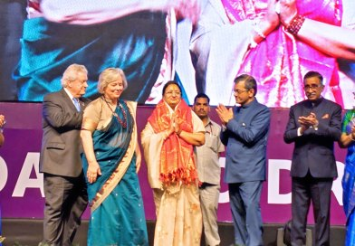 Dare to dream, soar, achieve: RID Pandya to Rotarians at Indore