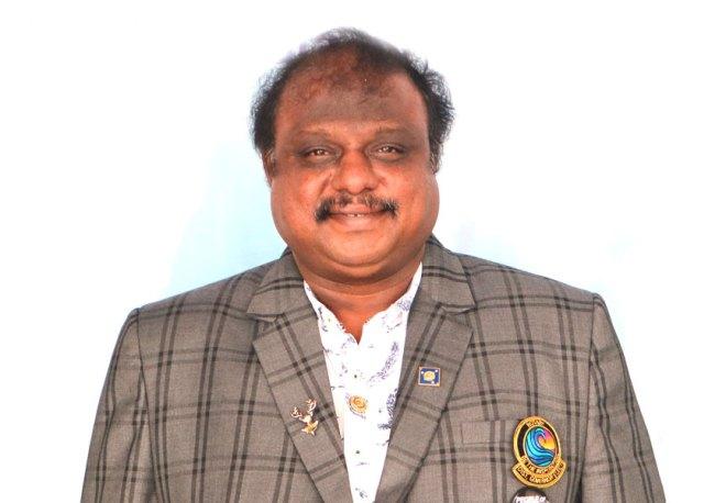 Sridhar Balaraman, Bakery products, RC Vellore Fort, RID 3231