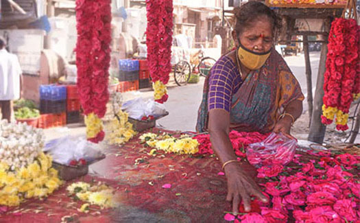 Chennai's flower sellers move from fragrance to frustration