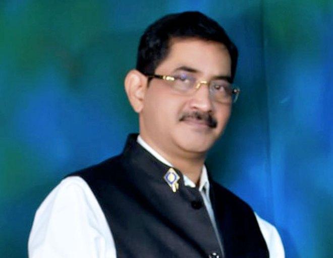 Saumya Ranjan Mishra Lawyer, RC Bhubaneswar Confluence, RID 3262