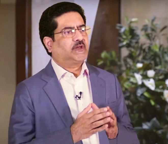 Kumar Mangalam Birla chairman, Aditya Birla group