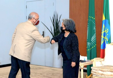 Africa is an unpolished jewel in the Rotary crown: RI President Mehta