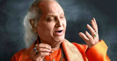 Pandit Jasraj: A music veteran who walked tall