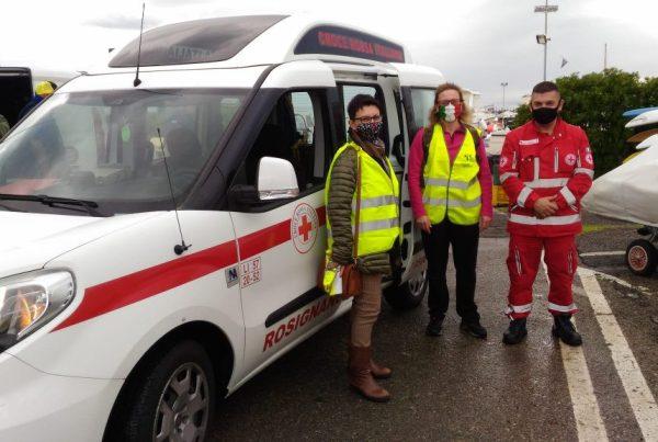Rotary e Croce Rossa