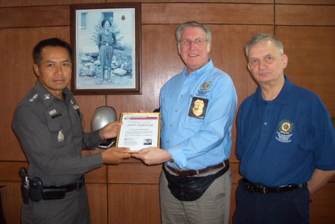 Police and Law Enforcement Fellowship