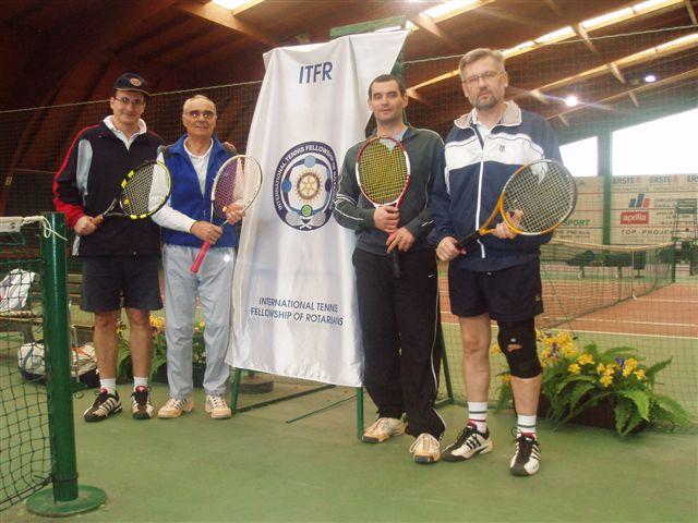 Tennis Fellowship