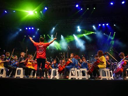 The Rotary Club of Bursa-Uludag's Music Project
