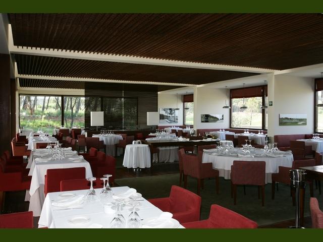 restaurant club de golf del prat