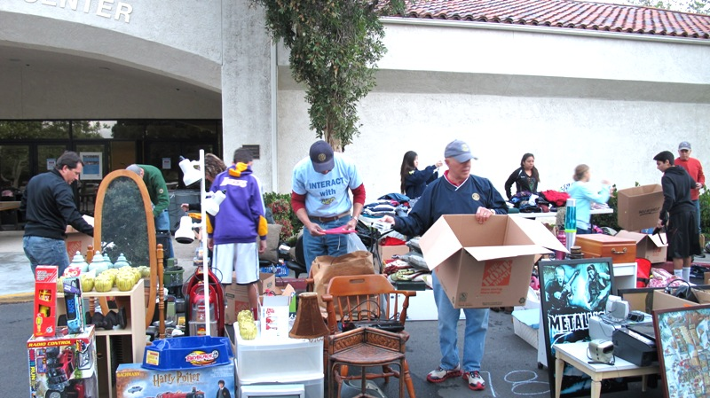 Tustin Community Yard Sale 2018 @ Tustin Area Senior Center | Tustin | California | United States