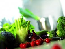 Groente en fruit stoppen met roken