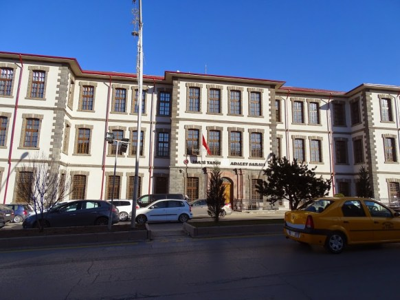 İdari Yargı Adalet sarayı