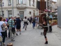 Eski Şehrin şenlikli sokakları