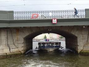 Köprü yükseklikleri 2,3 metreye kadar düşüyor