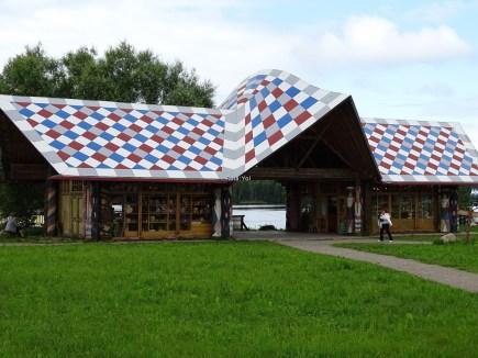 Mandrogi'de bir dükkan