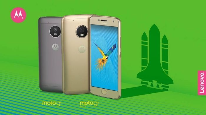 Smartphones Levono Motorola G5 plus