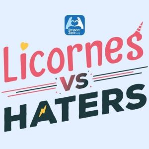 Visuel Licornes vs Haters RZ