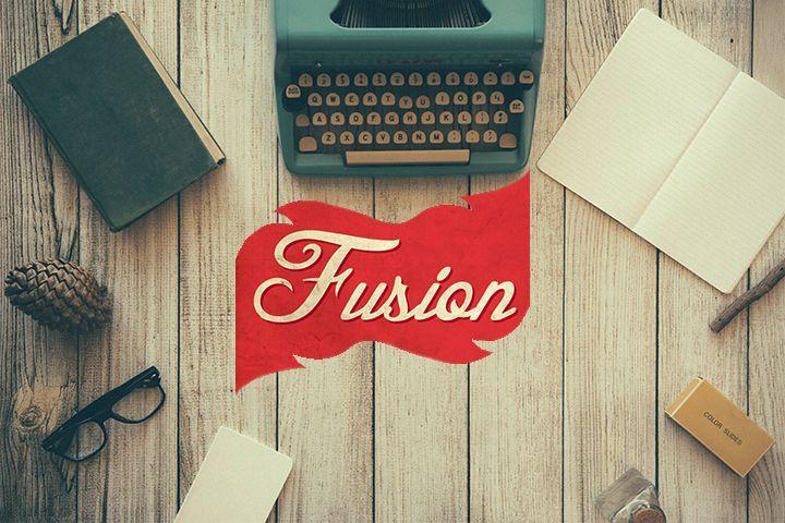 Fusion : Une application pour vaincre le syndrome de la page blanche