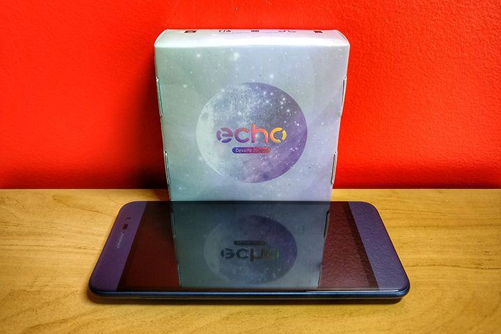 ECHO Moon : le petit smartphone aux allures de grands