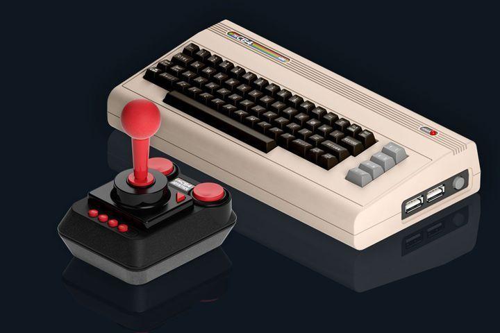 The C64 Mini : le Commodore 64 est de retour !