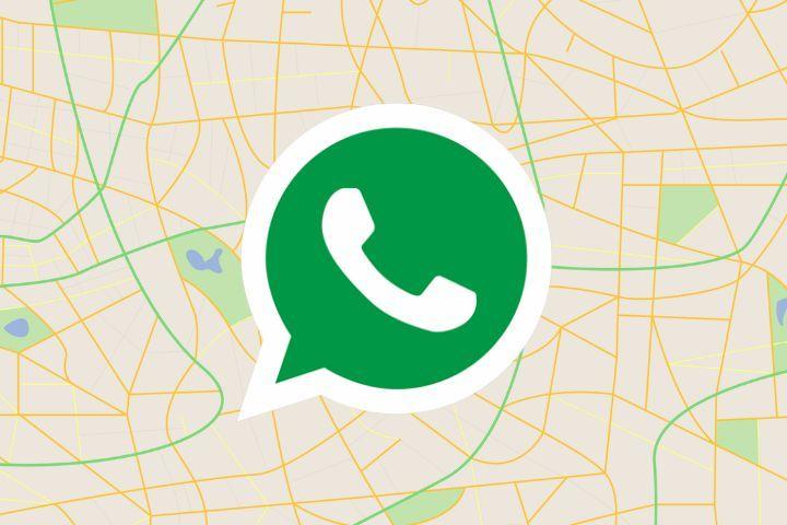WhatsApp lance un service de partage de localisation en direct