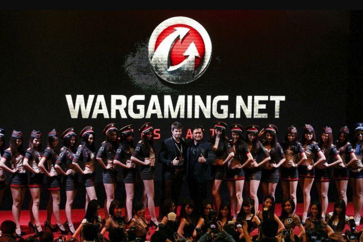 wargaming world of tanks paris games week 2017