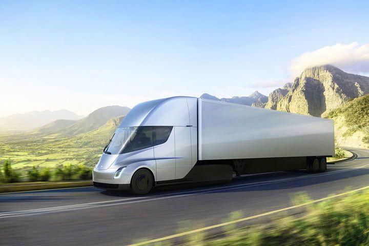 Tesla Semi : le futur du camion électrique