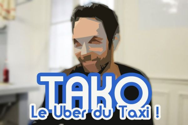 tako,application,uber,vtc,
