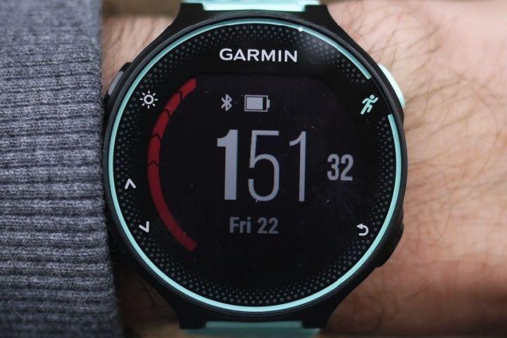 Mieux courir avec la Garmin Forerunner 235