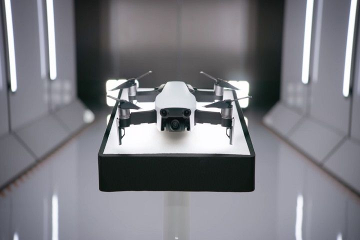 Le nouveau drone à emmener partout — DJI Mavic Air