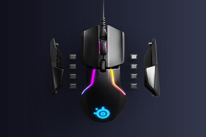 Rival 600 : La souris de jeu par excellence