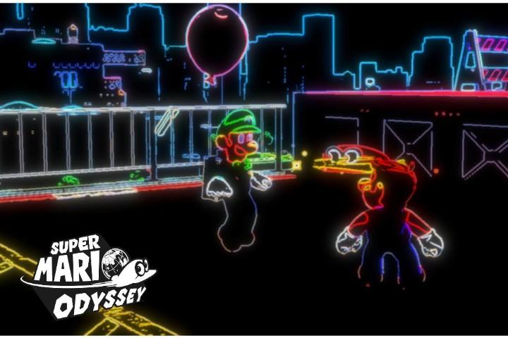 La mise à jour de Super Mario Odyssey est disponible !