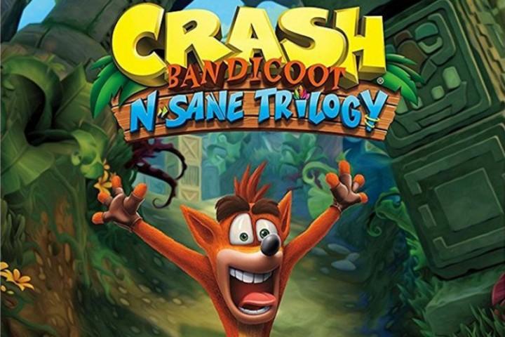 Crash Bandicoot N. Sane Trilogy sort cet été sur Nintendo Switch, Xbox One et PC !