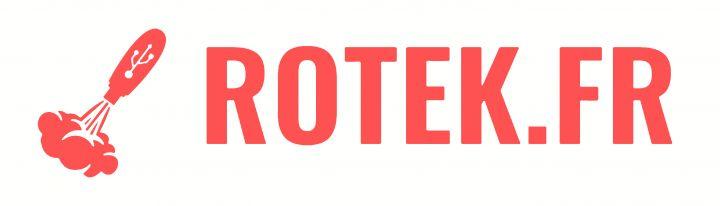 banniere graphique rotek logo + titre