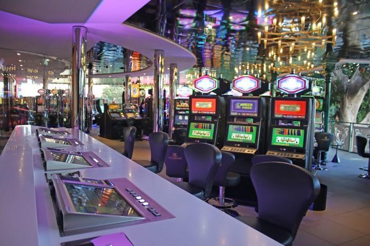 Les casinos dépendent des jeux électroniques !